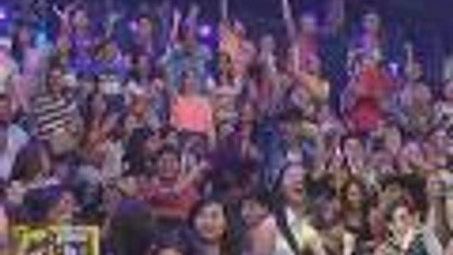 Madlang people naki-majorette kasama si Vice, Billy at Vhong