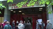 Rome: un cardinal rétablit l'électricité coupée dans un immeuble