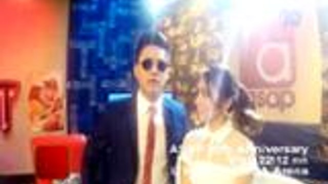 Teen King & Queen on the ASAP Anniversary
