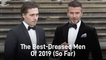 The best-dressed men of 2019 (so far)
