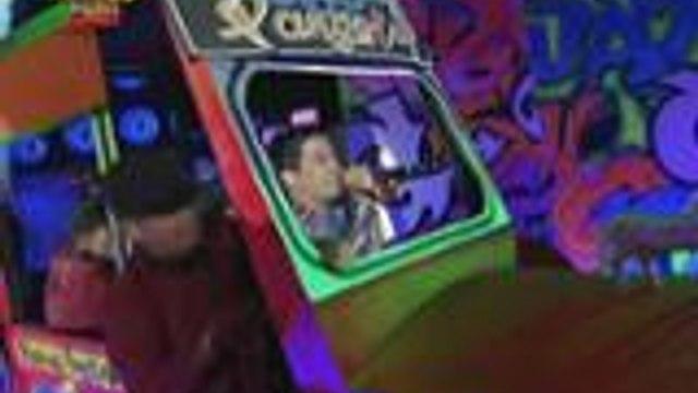 Gloc-9 Kalokalike nag level up na sa pag-rap sa Grand Finals ng Kalokalike