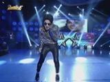 Kalokalike Michael Jackson itinodo ang dance moves ng kanyang idol