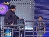 Mini Me ni Niño Muhlach na si Alonzo nagsample ng Michael Jackson dance moves!
