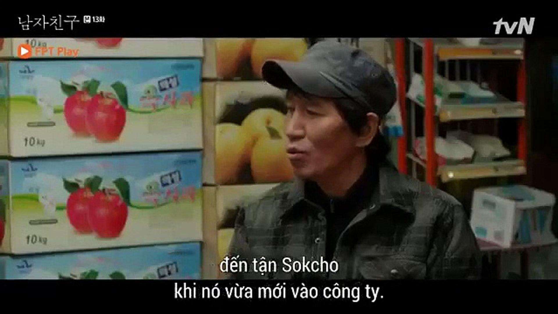 Bạn Trai Tập 21 - HTV2 Lồng Tiếng- Phim Hàn Quốc - Phim Ban Trai Tap 22 - Phim Ban Trai Tap 21
