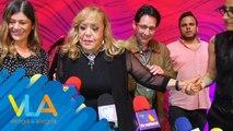Silvia Pinal y Enrique Guzmán opinan sobre Frida Sofía y Alejandra Guzmán. | Venga La Alegría