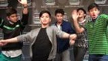 "Gimme 5's astig lip sync performance of ""Uptown Funk"""""