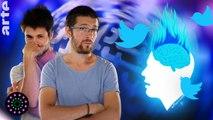 Twitter nous rend-il cons ? | Pause Process & DirtyBiology | Le Vortex #10