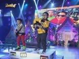 Mini Teddy and Jugs itinodo ang jamming session sa sa Mini Me Grand Finals Week