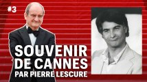 Pierre Lescure, souvenir de Cannes #3 : Mon déjeuner avec Brialy
