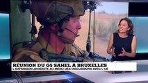 Réunion du G5 Sahel à Bruxelles : l'expansion jihadiste au menu des discutions avec l'UE
