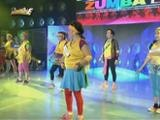 Humataw kasama si Joshua Zamora sa Zumba Bida