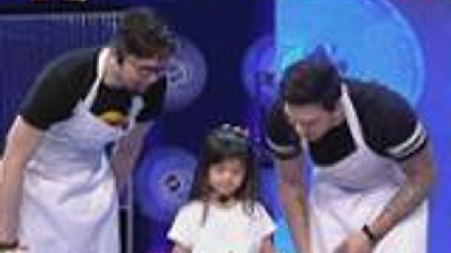 Chef Xia may mini cooking show kasama sina Kuys Billy at Vhong