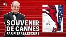 Pierre Lescure, souvenir de Cannes #5 : Stallone ne voulait pas danser