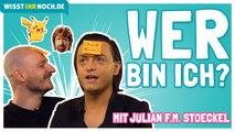 """Wer bin ich?"" mit Julian F. M. Stoeckel - Pikachu vs Chuck Norris"