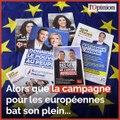Européennes: «absurde», «déséquilibrée»… cette répartition du temps de parole qui fait grincer des dents