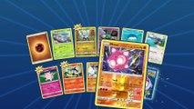 Opening like 10 packs (Pokemon Trading Card Game Online)