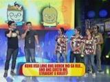No Direction at Crazy Duo pinagtalunan kung anong magandang style kung ang buhok mo ay isang piraso
