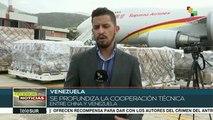 Llega a Venezuela cargamento con insumos médicos desde China