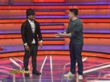 Apl, nakipag dance showdown kay Luis
