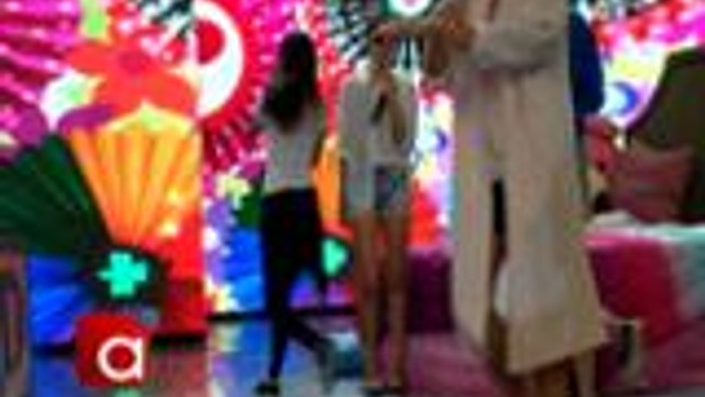 BTS EXCLUSIVE: Fun Rehearsal of ASAP I.G.'s Slumber Party Performance