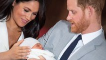 Disney gift Duke and Duchess of Sussex's son a Winnie-The-Pooh animation