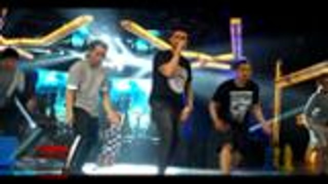 BTS EXCLUSIVE: Intense Rehearsal Of Billy Crawford for His ASAP Concert Treat