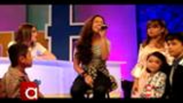 BTS EXCLUSIVE: 'The Voice Kids' Jamming Time on ASAP Chillout