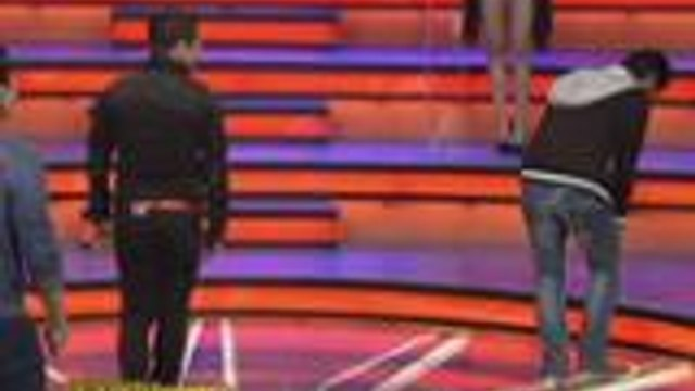 Jhong Hilario and Jeric Raval's must see dance showdown