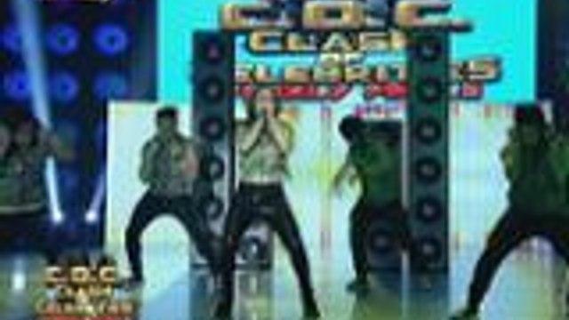 Giselle Sanchez itinodo ang kanyang beatbox performance sa It's Showtime Clash Of Celebrities