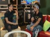 PBB 737 1st Eviction Backstage Chat with Enchong Dee