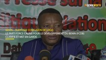 Bénin : le parti force cauri pour le développement du Bénin (FCDB) clarifie et met en garde