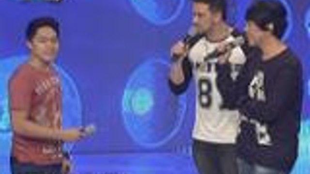 Jess ng Bacolod nakarating na sa It's Showtime para kilalanin si Ms. Pastillas