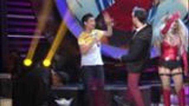 YFSF Uncut: Singing Idol Darren Espanto bumisita sa Your Face Sounds Familiar