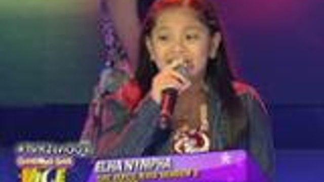 """Elha, Reynan, Esang & Sassa sing """"Noypi"""" on GGV"""