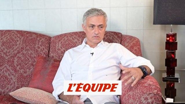 Mourinho «Pépé fait une saison fantastique» - Foot - L1
