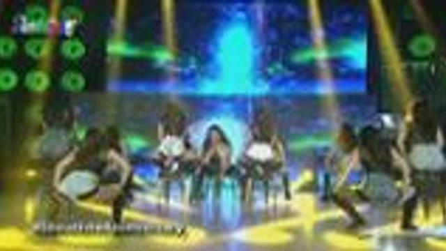 It's Showtime champions nagsama-sama para sa ibang pasabog performance