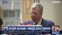 """""""On a commencé la politique riches, on la finit pauvres"""": Patrick Balkany s'exprime en marge de son procès"""