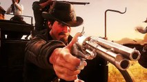 RED DEAD ONLINE Bande Annonce