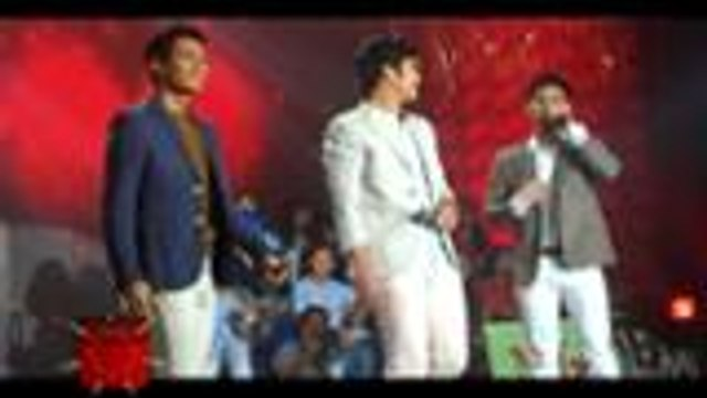 BTS EXCLUSIVE: Kilig Overload with Kapamilya Heartthrobs Enrique, Albie, Marco, Joshua, Jerome and Anjo