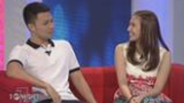 Tonight with Boy Abunda: Angelica Yap  and Richard Parojinog Full Interview