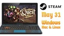 SteamWorld Quest - Trailer de sortie Steam