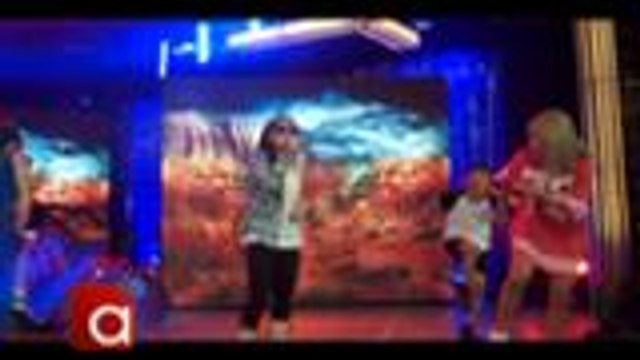 BTS EXCLUSIVE: Sarah G.'s Rehearsal for Her ASAP Comeback Performance