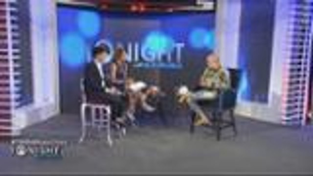 Tonight With Boy Abunda: Gretchen Ho and Robi Domingo Full Interview