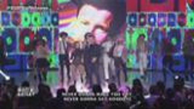 International Hitmaker Rick Astley sings his greatest hits on ASAP20