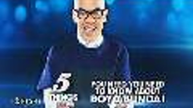 Five things you need to know about Boy Abunda