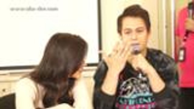 Liza and Enrique send more kilig vibes at the Everyday I Love You Thanksgiving presscon
