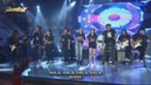 OPM Icon Hotdog performs hit songs in It's Showtime