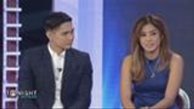 Does Gretchen Ho's parents like Robi Domingo? Gretchen and Robi take Tito Boy's Fast Talk challenge