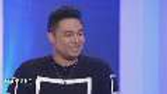Jed Madela gives a sample of what he would sing should he be a contestant on Your Face Sounds Familiar