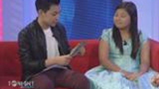 Tonight With Boy Abunda: Elha Nympha and Darren Espanto Full Interview
